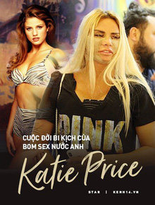 Thảm họa dao kéo hot nhất nước Anh Katie Price: Từng đẹp đến mức Ronaldo mê đắm, bỏ rơi mẹ già ung thư vì nghiện thẩm mỹ
