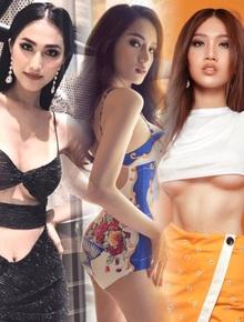 Mê mẩn trước nhan sắc 3 mỹ nhân chuyển giới hot nhất Vbiz: Nhật Hà, Hoài Sa liệu có vượt được thần thái của Hương Giang