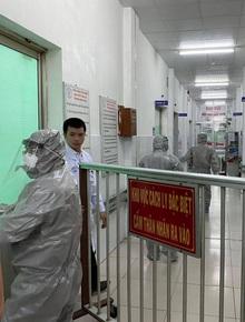 Tin vui từ BV Chợ Rẫy: 2 người Trung Quốc nhiễm virus corona đang phục hồi rất tốt, người con hoàn toàn khỏe mạnh