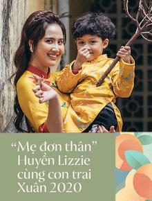 """Huyền Lizzie trải lòng đầu năm 2020: """"2 năm nay tôi vừa làm cha vừa làm mẹ, trước nhìn con chảy nước mắt, giờ không sao cả"""""""