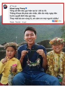 """Cả """"vũ trụ vlogger"""" cùng đồng lòng hướng về miền Trung: Khoai Lang Thang kêu gọi được 1,65 tỷ đồng, Bà Tân Vlog gửi thẳng 50 triệu ủng hộ"""