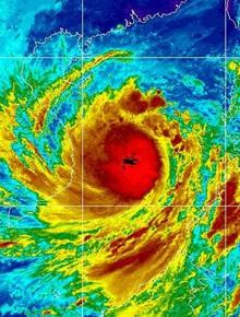 Bão số 9 là cơn bão dị biệt, có thể mạnh nhất trong khoảng 20 năm trở lại đây