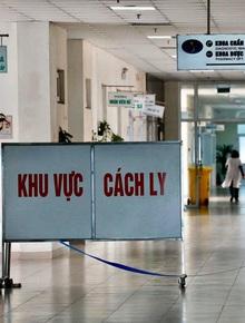 Cách ly một sinh viên trở về từ Hàn Quốc và tài xế taxi Hà Nội