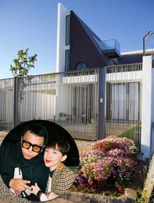 Căn nhà 10 tỷ của Tóc Tiên và Touliver vài tiếng trước đám cưới: Không khí im lặng đến lạ, không có dấu hiệu chuẩn bị hôn lễ