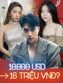 Orange và LyLy tung loạt bằng chứng tố công ty Châu Đăng Khoa: Thù lao gần 10.000 USD bị biến thành 60 triệu, nhận về chỉ còn 16 triệu đồng!