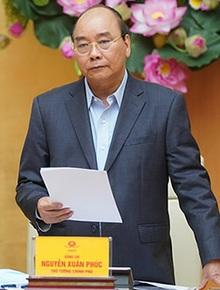 Thủ tướng công bố dịch COVID-19 trên toàn quốc