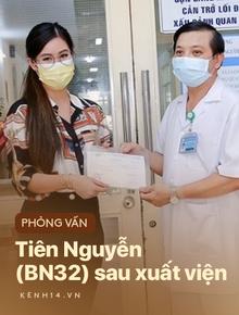 """Tiên Nguyễn trải lòng sau khi xuất viện: """"Điều đầu tiên tôi muốn làm là ôm ba mẹ, những biến cố khiến tôi trân quý cuộc sống"""""""