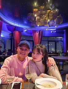 Huỳnh Anh bỏ trạng thái hẹn hò với Quang Hải trong đêm trước khi về ra mắt gia đình