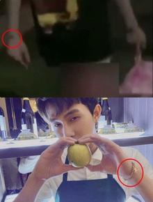 """Netizen """"soi"""" vết xăm trên cổ tay trái của nhân vật nam trong đoạn clip nói xấu Sơn Tùng M-TP - ViruSs, khẳng định là chiêu trò dàn dựng hại Jack?"""