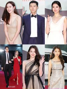 """Siêu thảm đỏ Baeksang 2020: Son Ye Jin - Hyun Bin, Park Bo Gum - Suzy đồng loạt né nhau, tiểu tam """"Thế giới hôn nhân"""" và Seohyun quá hot"""