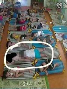 Hải Phòng: Công an vào cuộc vụ bé trai có hành động được cho là nhạy cảm trong giờ nghỉ trưa