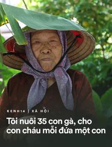 """Cụ bà gần 90 tuổi ở Hà Nội hàng ngày đi cấy, đan lưới làm thú vui tao nhã: """"Các cháu chưa chắc đã khoẻ bằng tôi"""""""