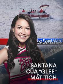 """NÓNG: Mỹ nhân """"Glee"""" mất tích đáng ngờ, để lại con trai 4 tuổi một mình lênh đênh giữa sông"""
