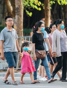 Chủ tịch Hà Nội: Từ hôm nay (7/8), sẽ xử phạt các trường hợp không đeo khẩu trang
