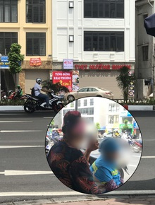 """Vụ nhóm thanh niên đập phá xe sau va chạm giao thông với bà bầu: """"Còn trẻ mà chúng hung hăng quá, có người vào căn ngăn còn bị đuổi đánh"""""""