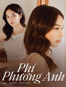 """Phí Phương Anh: """"Tôi thần tượng và có rất nhiều thứ cần hỏi chị Chi Pu trên con đường âm nhạc của mình"""""""