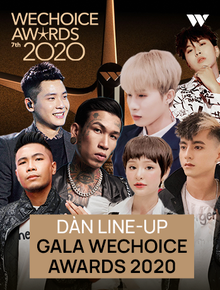 HOT: Jack, Quân A.P, Hiền Hồ, Dế Choắt và dàn nghệ sĩ cũng xác nhận góp mặt trong dàn line-up cực khủng của đêm Gala WCA 2020