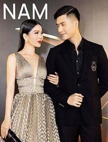 Lệ Quyên biến thảm đỏ WeChoice Awards 2020 thành nơi công khai chuyện tình cảm với Lâm Bảo Châu?