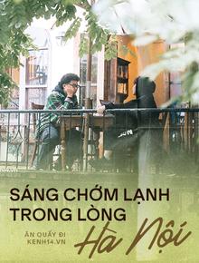 Chưa kịp tận hưởng mùa thu Hà Nội thì gió đông bắc đã ùa về: Lý do hoàn hảo để kiếm người yêu đây chứ đâu!