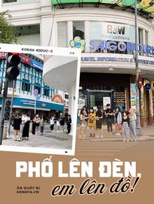 Giới trẻ Sài Gòn lên đồ xuống phố mà tưởng… đi đám cưới người yêu cũ, ra đường tầm này chỉ muốn hét lên: Vui quá đi!