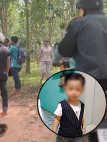 Vụ bé trai 2 tuổi ở Bình Dương tử vong sau 5 ngày mất tích: Người dân thấy gì khi phát hiện thi thể cháu bé dưới suối?