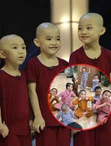 """5 em bé ở """"Tịnh thất Bồng Lai"""" nổi tiếng từ """"Thách thức danh hài"""" giờ ra sao?"""