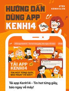 """Cài đặt chỉ """"phút mốt"""" là xong, nhưng để thành """"thánh lướt tin"""" thì bạn cần bộ hướng dẫn sử dụng App Kenh14 này đấy!"""