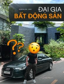 Vbiz có nam ca sĩ là đại gia bất động sản, biệt thự ở Sài Gòn, Đà Lạt, Đà Nẵng nhiều đếm không xuể