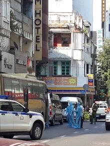 Phát hiện 35 người Trung Quốc nghi nhập cảnh trái phép tại khách sạn trung tâm Sài Gòn