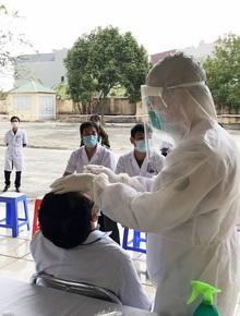 Bắc Ninh tiếp tục ghi nhận 13 ca dương tính SARS-CoV-2, vượt mốc 100 ca