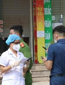 Lịch trình của BN ung thư dương tính SARS-CoV-2: Quê Nam Định, đi nhiều tuyến xe khách, trú tại CC Đại Thanh,  từng ghé nhiều bệnh viện