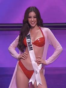 Mãn nhãn với phần thi bikini của Khánh Vân: Thần thái và body xứng đáng 10 điểm nhưng gây tiếc nuối vì điều này!