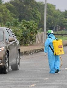 Chùm ca bệnh tại BV Bệnh Nhiệt đới TW liên quan tới 8 tỉnh/thành phố