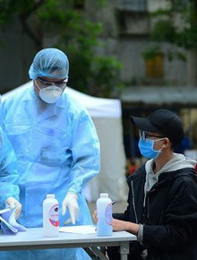 Sáng 6/5, thêm 8 ca mắc COVID-19 tại Bệnh viện Bệnh Nhiệt đới TW cơ sở 2