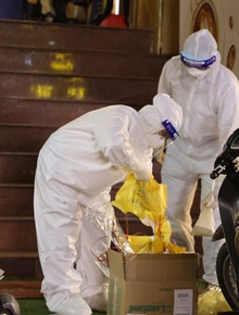 Hà Nội: Thêm 1 ca dương tính với SARS-CoV-2, trú tại quận Hà Đông