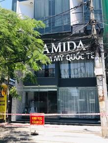 Đà Nẵng phát hiện thêm 6 ca dương tính SARS-CoV-2, có 4 nhân viên thẩm mỹ viện Amida