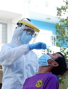 NÓNG: Quận Bình Tân thiết lập vùng phong tỏa từ 0 giờ ngày 20/6 để tăng cường phòng chống dịch Covid-19