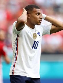 [Trực tiếp Euro 2020] Hungary 1-0 Pháp: Bàn thắng gây sốc, cả khán đài vỡ òa