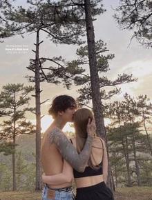 Vợ cũ Hoài Lâm cuối cùng đã tung khoảnh khắc hôn hít đầu tiên với Đạt G sau khi công khai hẹn hò rồi!