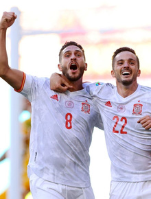 Trực tiếp Tây Ban Nha 4-0 Slovakia (hiệp 2, Euro 2020): Tuyển Tây Ban Nha nhảy múa trước hàng phòng ngự Slovakia