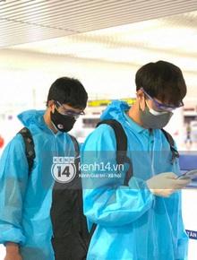 Đội tuyển bóng đá Việt Nam tiếp tục cách ly y tế tập trung thêm 14 ngày