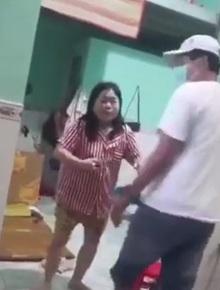 """Con trai chủ nhà trọ trong clip đuổi người phụ nữ lên tiếng: """"Chị này đã ở trọ 4,5 tháng nhưng chây ì không đóng tiền"""""""