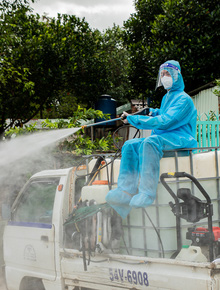 Sáng 6/8, Hà Nội thêm 21 ca dương tính SARS-CoV-2, phần lớn trong khu cách ly