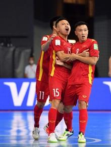 [Trực tiếp Futsal World Cup] Việt Nam 0-0 CH Czech: Thi đấu quả cảm! Chúng ta khiến đội bóng hàng đầu thế giới toát mồ hôi!
