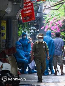 Hà Nội: Phát hiện 2 ca dương tính SARS-CoV-2 ở Hà Đông, trong đó có người học nghề cắt tóc đã nghỉ làm 2 tháng nay