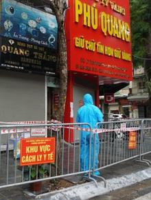 Hà Nội: F0 trên phố Trần Nhân Tông tử vong trong đêm, xét nghiệm dương tính, không rõ nguồn lây