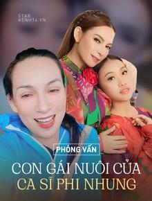 """Phỏng vấn con gái Phi Nhung: """"Em có học bổng nhưng không thể khoe với mẹ, thấy mẹ đau đớn mà bất lực, xót xa"""""""