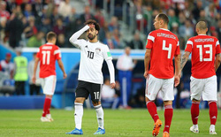 Salah đáng thương: Giấc mơ 28 năm của người Ai Cập ở World Cup chỉ kéo dài vỏn vẹn 6 ngày