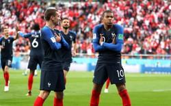 Mbappe làm nên lịch sử, Pháp thắng 2 trận liền để tiến vào vòng knock-out