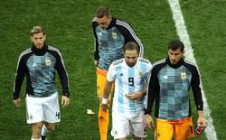 Sau 60 năm, Argentina mới lại thua thảm như ở vòng bảng World Cup 2018